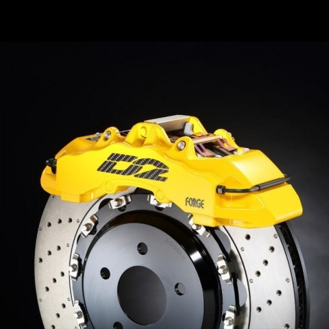 Big Brake Kit D2 Volvo V60 10~UP Tył